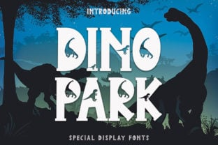 dino-park-font