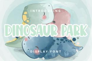 dinosaur-park-font