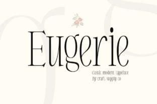 eugerie-font