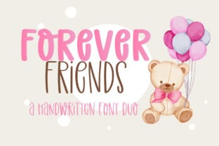 forever-friends-font