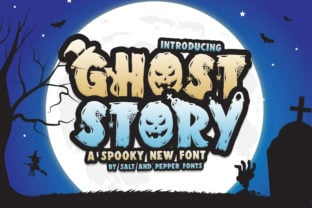 ghost-story-duo-font