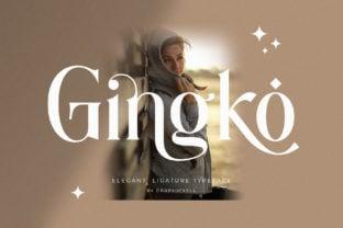 gingko-font