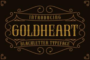 goldheart-font