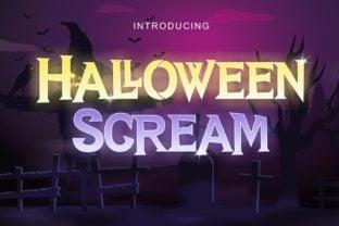 halloween-scream-font