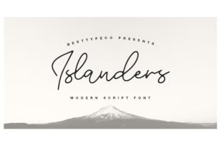 islanders-font