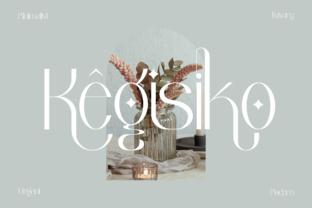 kegisiko-font