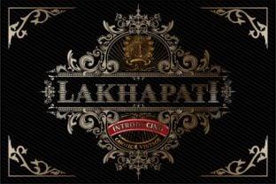 lakhapati-font