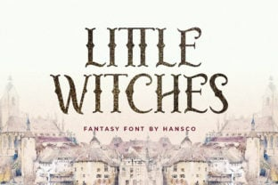 little-witches-font