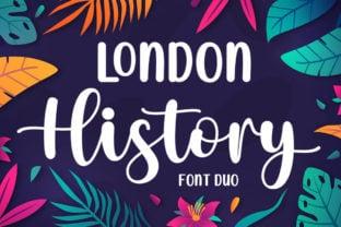 london-history-duo-font