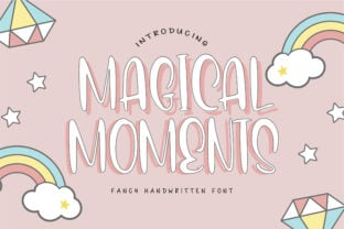 magical-moments-font