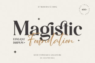 magistic-foundation-font
