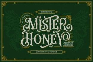 mister-honey-font