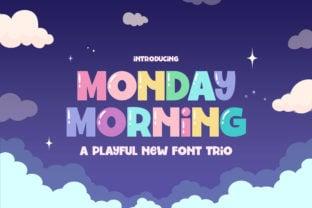 monday-morning-font