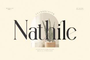 nathile-font