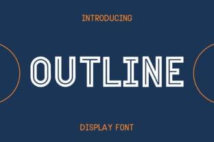 outline-font
