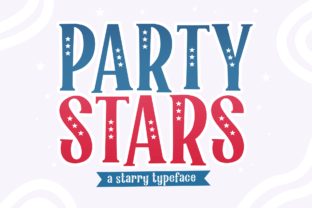 party-stars-font