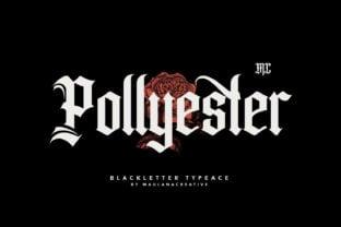 pollyester-font