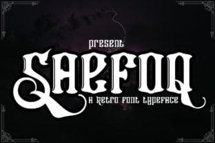 saefoq-font