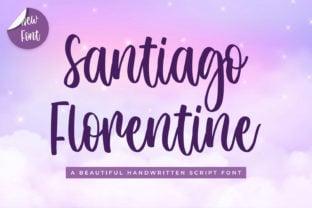 santiago-florentine-font