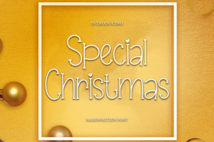 special-christmas-font