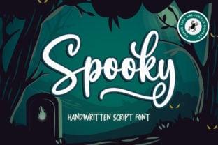 spooky-font