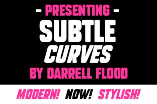 subtle-curves-font
