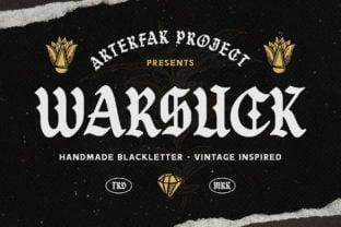 warsuck-font