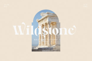wildstone-font