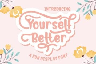 yourself-better-font