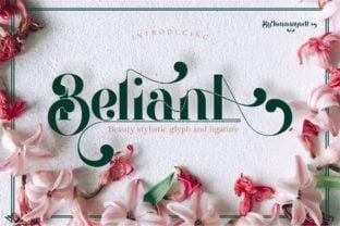 beliana-font