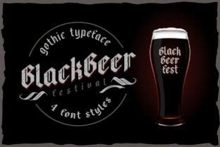 blackbeer-font