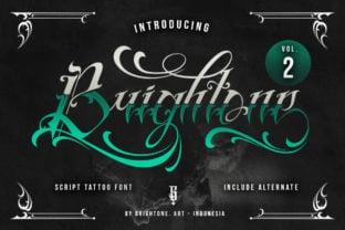 brightone-font