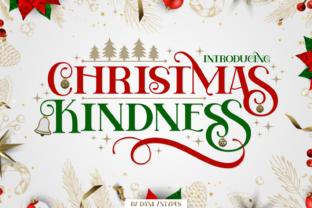 christmas-kindness-font