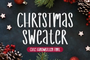 christmas-sweater-font