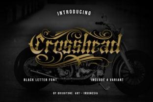 crosshead-font