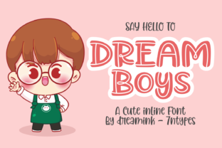 dream-boys-font