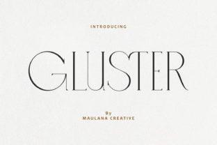 gluster-font