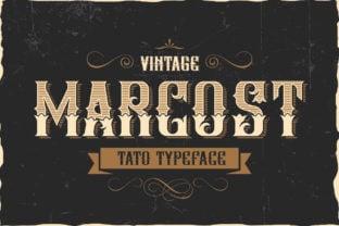 marcost-font