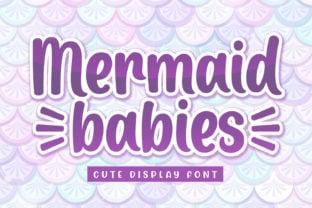 mermaid-babies-font