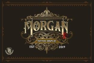 morgan-font