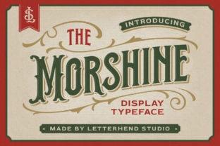 morshine-font
