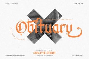 obituary-font