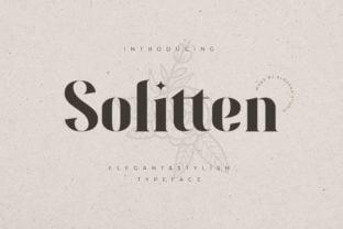 solitten-font