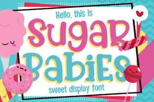 sugar-babies-font
