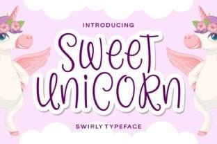 sweet-unicorn-font