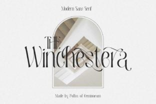 the-winchestera-font